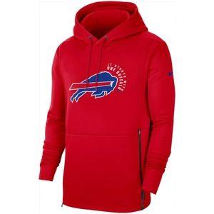 Men's Nike Red Buffalo Bills Performance Pullover